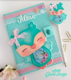 Foam Crafts, Preschool Crafts, Diy And Crafts, Crafts For Kids, Paper Crafts, Cute Journals, Cowgirl Party, Cute School Supplies, Do It Yourself Crafts