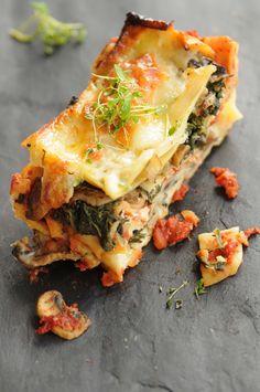 Vegetarian dish - recipe is in Danish. Gonna use eggplant instead of pasta