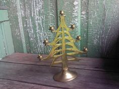 Brass for the Holidays by Linda Karen on Etsy