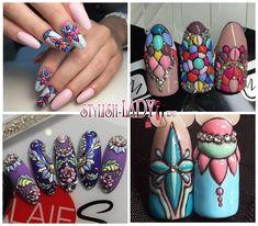 Свит блум (Sweet Bloom)- идеи дизайна ногтей