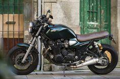 TARMAC CUSTOM MOTORCYCLES: For sale / En venta  XJR1300