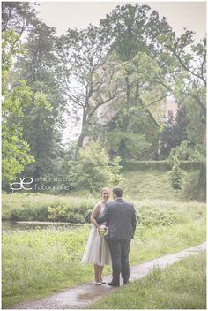Hannah und Sebastian – Hochzeitsfotos Schloss Rheda – Portraits – Standesamt » Annika Ettrich Fotografie