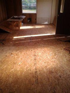 new floor :)