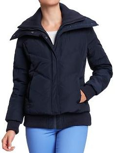 Women's Quilted Down-Fill Jackets | Old Navy