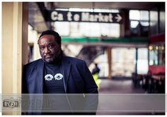Steve Papa Edwards | Sheffield - Castle Markets - Portraits - photography - timm cleasby
