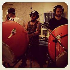 Making of the new #MARS Album: MORE TAIKO!