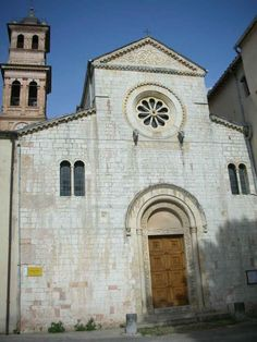 San Pietro di Bovara, Trevi (PG) http://www.archiviosanpietroperugia.it/galleria-immagini