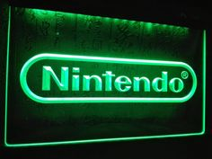 LH021- Nintendo Game LED Neon Light Sign