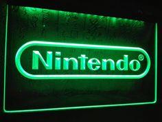 LH021- Nintendo Game LED Neon Light Sign