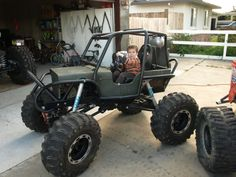 Kid Rock Crawler. Cool build for the kidos !