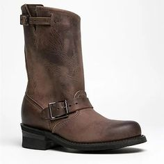 f0f2e1618382 Plus Size Adjustable Buckle Ankle Boots Block Heel Riding Boots – lalasgal