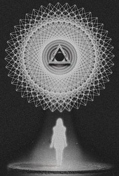 all seeing eye. final lotus