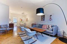 Läslampa Rum, Corner Desk, Dining Table, Furniture, Home Decor, Corner Table, Decoration Home, Room Decor, Dinner Table