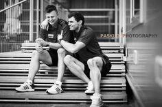 Zbigniew Bartman and Krzysztof Ignaczak Volleyball, Physics, Couple Photos, Couples, Celebrities, People, Sports, Life, Couple Shots