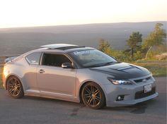 View this image of a 2011 Scion tC Tc Cars, Scion Cars, 2012 Scion Tc, Toyota Scion Tc, Street Racing Cars, Car Goals, Sweet Cars, Nissan Skyline, Future Car