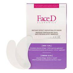 Patch contour des yeux anti poches effet immédiat de FaceD sur Sephora.fr