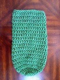 The Florida Crochet Garden: Crochet Baby Cocoon Very Easy! Pattern for Easy Peasy Crochet Baby Cocoon