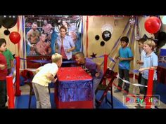 Step into the ring with John Cena, Triple H and other WWE superstars for a WWE birthday bash! More awesome WWE party ideas at partycity.com/content/wwe+party+ideas+guide.do