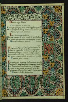 W.494, LACE BOOK OF MARIE DE' MEDICI 38r