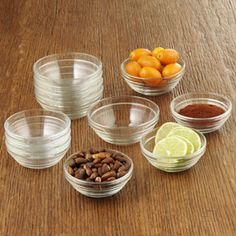 Shop Duralex Chefs Glass Condiment & Prep Bowl Set, 12 piece at CHEFS. Great for food prep at BL Buy Kitchen, Kitchen Items, Kitchen Gadgets, Kitchen Dining, Kitchen Tools, Kitchen Things, Kitchen Utensils, Kitchen Stuff, Bread Bowls