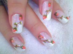 decorated fingernails | Decorated Nails: Alguns dos meus trabalhos.