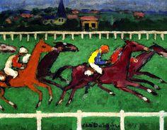 Kees van Dongen Race at Deauville