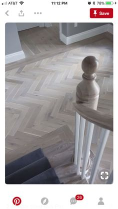 Wood Flooring A parquet floor laid by Verhaag Parkett reflects the perfection of the home. Hall Flooring, Parquet Flooring, Kitchen Flooring, Hardwood Floors, Kitchen Wood, Flooring Ideas, Laminate Flooring, Planchers En Chevrons, Wood Floor Design