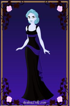 Next Generation Disney Villans: Eris by KatePendragon.deviantart.com on @deviantART