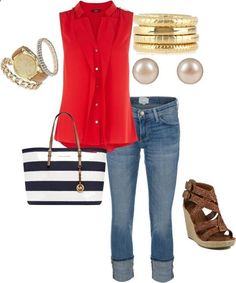 Nautical weekend away -- I reeeallly want to wear this