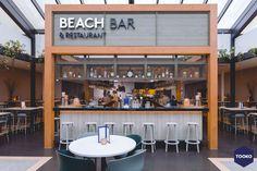 HEKKER Interieurbouw - NH Leeuwenhorst - TOOKO – Inspiratie voor een exclusieve werkomgeving Beach Bars, Restaurant Bar, Lush