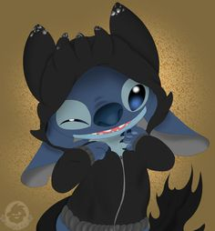 Stitch Fanatic — Even though Halloween is over…