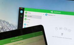 Dateien zwischen Windows Mac iPad und Android austauschen Desktop, Get Started, Mac, Android, Phone, Instagram, Studying, Telephone, Mobile Phones