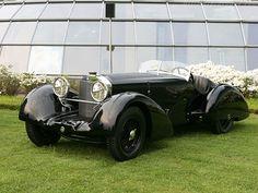 Mercedes-Benz 710 SSK 27/240/300 hp Trossi Roadster 1931