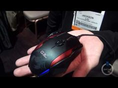 GX Gila Professional Gaming Mouse Hands On - http://bwone.com/gx-gila-professional-gaming-mouse/