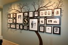 Family Tree Wall Decal   DecalMyWall.com