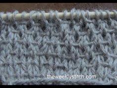 Woven Stitch (+popis za reprodukciju)
