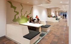 School Design | Educational Spaces | Informal learning environments - Tengbom. Sweden