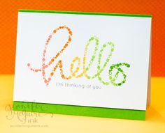 Created by Jennifer McGuire for the Simon Says Stamp Stamptember Blog Hop going on at Simon Says Stamp. 2013