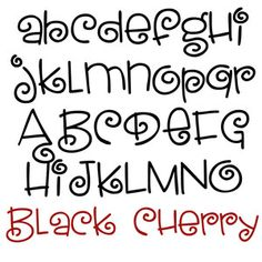 This extremely curly hand-written font has a mix of upper and lower case throughout. Doodle Alphabet, Hand Lettering Alphabet, Doodle Lettering, Creative Lettering, Brush Lettering, Cute Fonts Alphabet, Cute Handwriting Fonts, Doodle Art Letters, Silhouette Design