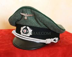 Casquette d'officier de Panzergrenadier