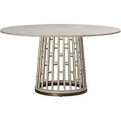 45ad70773ba Barbara Barry Fretwork Dining Table  No. 847