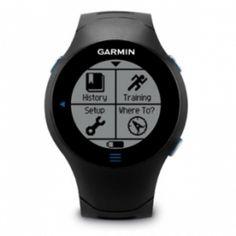 El reloj deportivo Forerunner 610  Premium HRM-Soft Strap marca Garmin pone la distancia , pasos , frecuencia cardiaca y entrenamientos avanzados a la punta de tus dedos . Este monitor posee GPS y pantalla tactil .