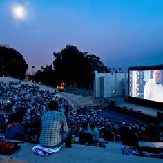 Every Summer outdoor movie screening in LA, now in one calendar - 2014!!! (I've been saying it for what will be the third year in a row, but I need to make it out to Cinespia this year!)
