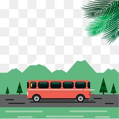Desenhos de ônibus