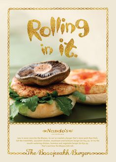 Fast Food Poster Designs for Print Inspiration