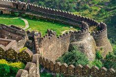 La grande muraille du fort Kumbhalgarh - http://www.2tout2rien.fr/la-grande-muraille-du-fort-kumbhalgarh/
