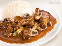 Beef, Cooking, Food, Stroganoff Recipe, Meat, Kitchen, Essen, Meals, Yemek