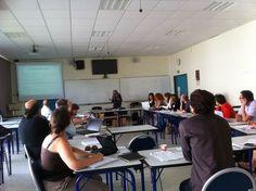 """#forumBrest Monique Argouac'h """"contribuer à l'école pour ne pas décrocher"""" #Ecole contributive"""