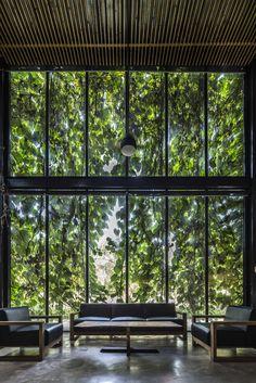DESINO Eco Manufactory Office,© Hiroyuki Oki