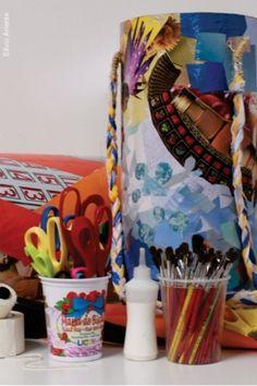 """Domingo 24 de agosto, das 14h às 17h o Museu Afro Brasil realiza a Oficina """"Ngoma"""". A entrada é Catraca Livre. Ngoma é um nome genérico de origem africana para """"tambores""""."""